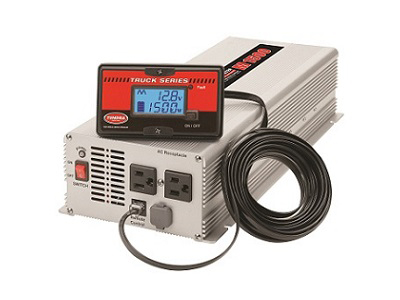 Onduleur 1500 watt - 12 volts - Modèle M1500